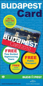 Budapest Card - Discount entraces for many museums and events